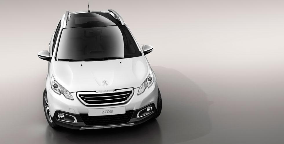 Nouveauté : Peugeot 2008