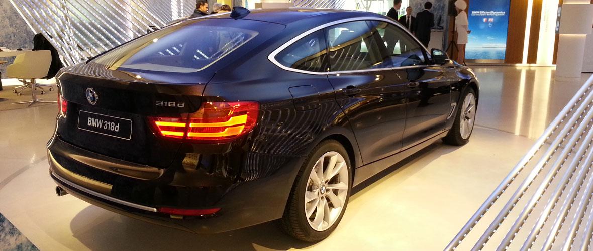 Rencontre : BMW Série 3 GT