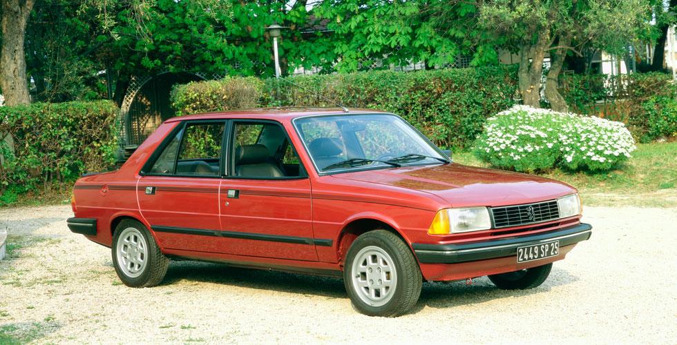 Publicité : l'extra Peugeot 305