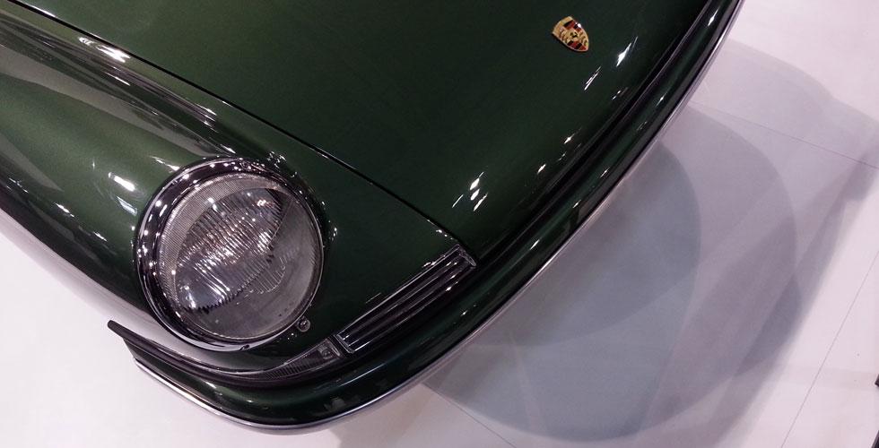 Retromobile : visite du stand Porsche