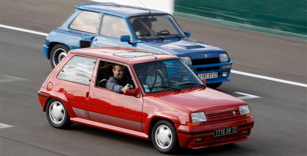 Vu : Vive le sport avec Renault !