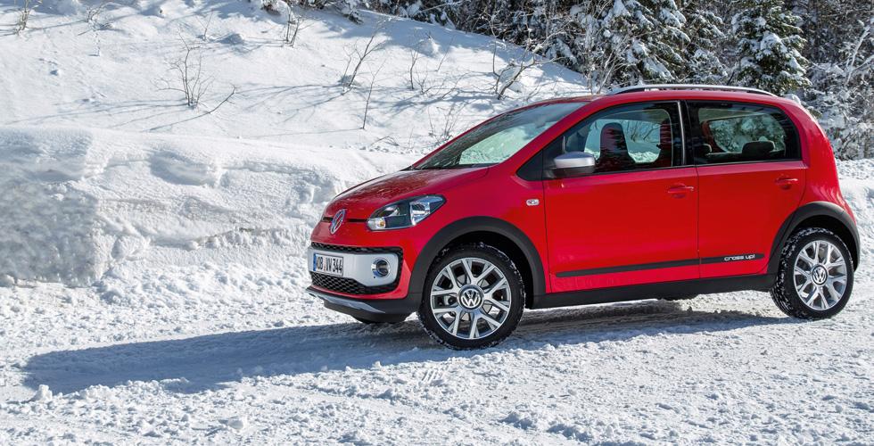 Nouveauté : Volkswagen cross up!