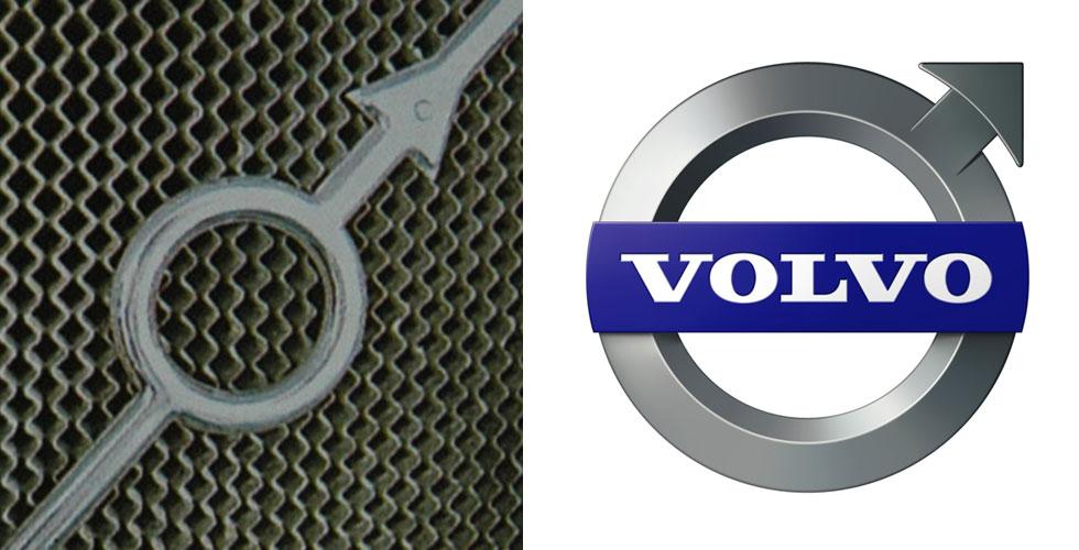 Logo : l'esprit masculin de Volvo