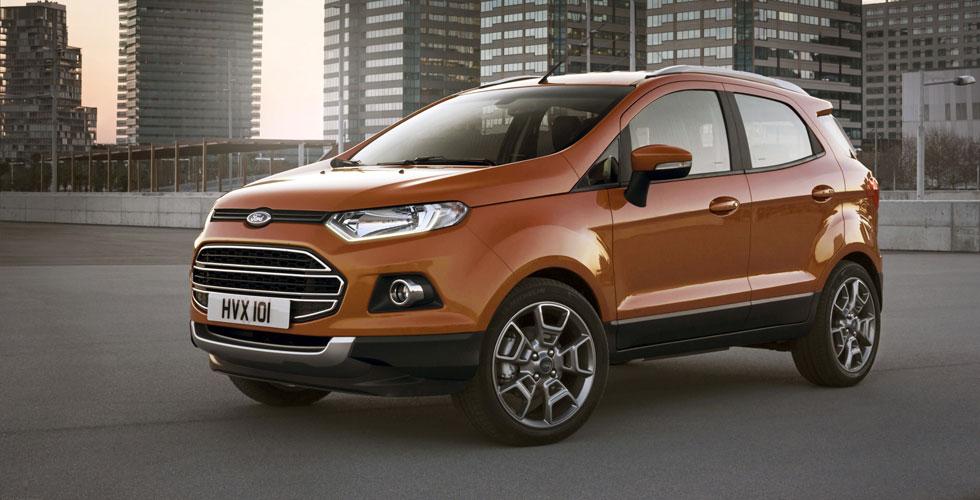 Nouveauté : Ford EcoSport