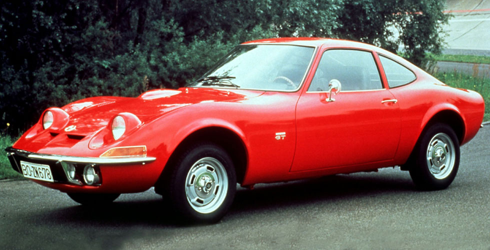 Culte : Opel GT