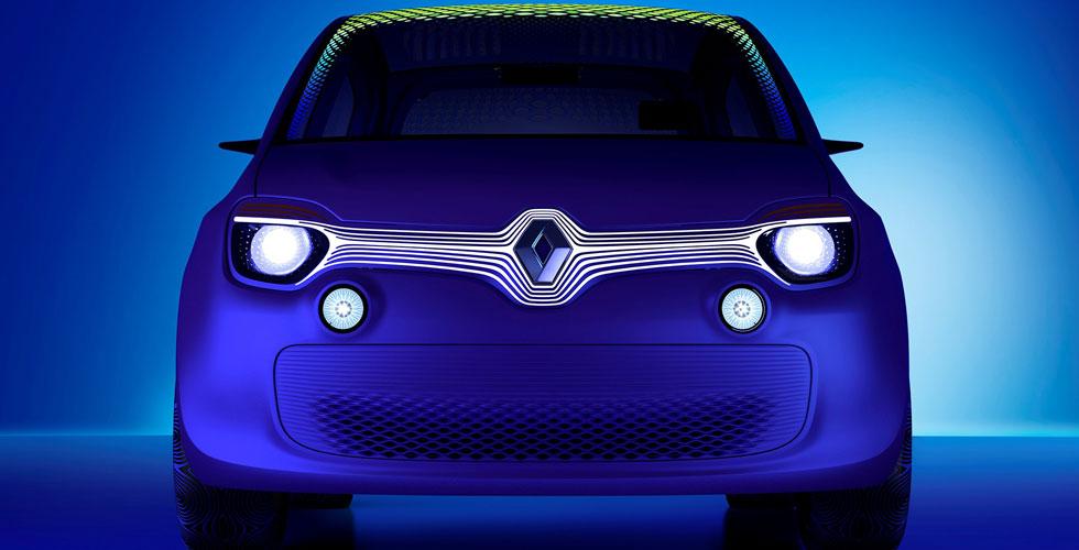 Nouveauté : Renault Twin'Z