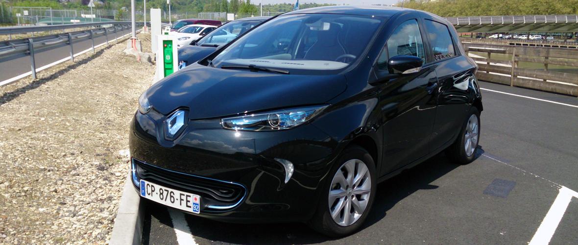 Rencontre : Renault ZOE