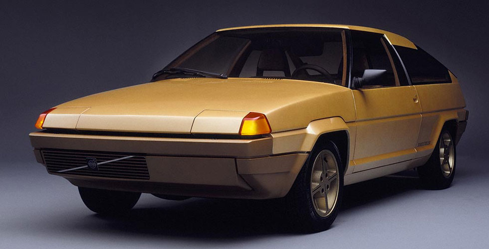Concept : Bertone 'Volvo' Tundra