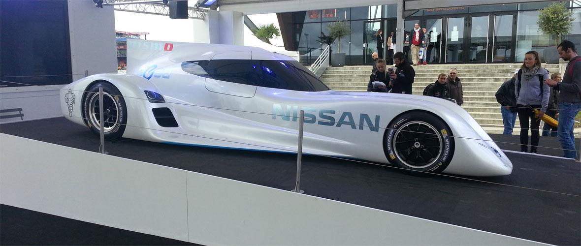 Nissan ZEOD RC : prototype de prototype