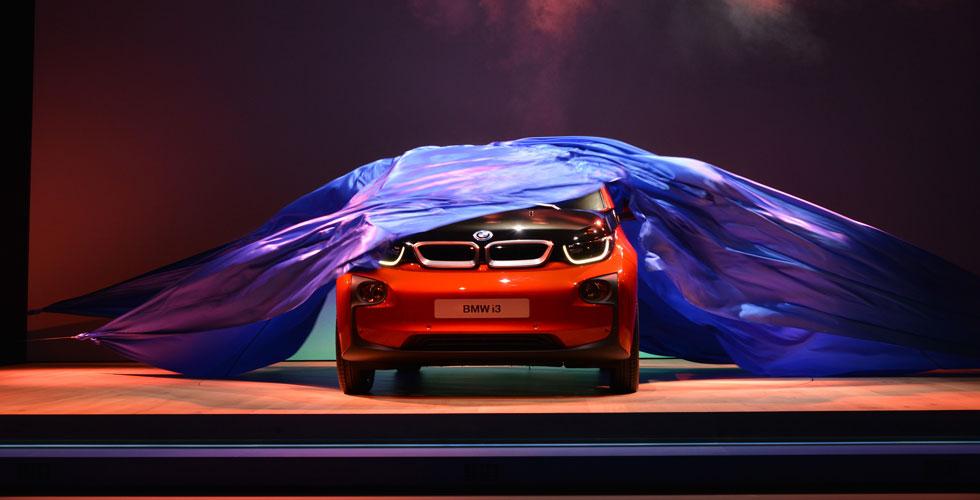 Présentation BMW i3 : toujours conceptuelle