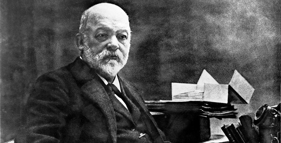 Les hommes : Gottlieb Daimler