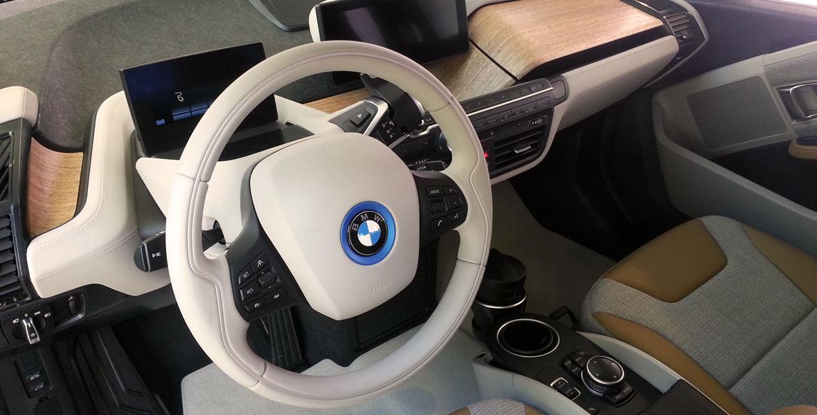 Rencontre : BMW i3
