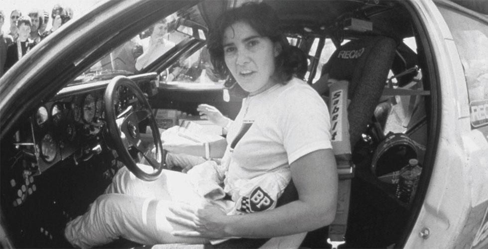 Mon permis de conduire : Michèle Mouton