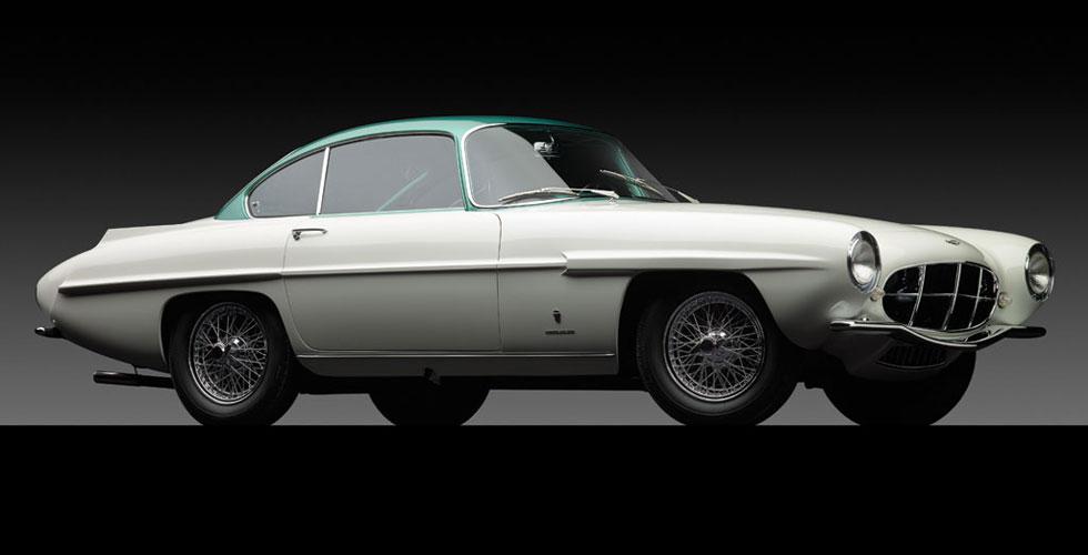 Commissaire-priseur : Aston Martin DB2/4 Supersonic