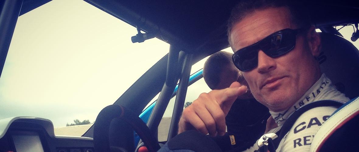 J'ai testé Renault Twin'Run avec David Coulthard