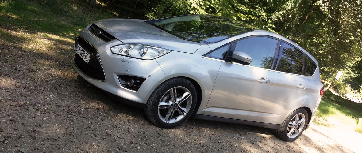 Essai Ford C-MAX 1.0 EcoBoost 125 : size doesn't matter