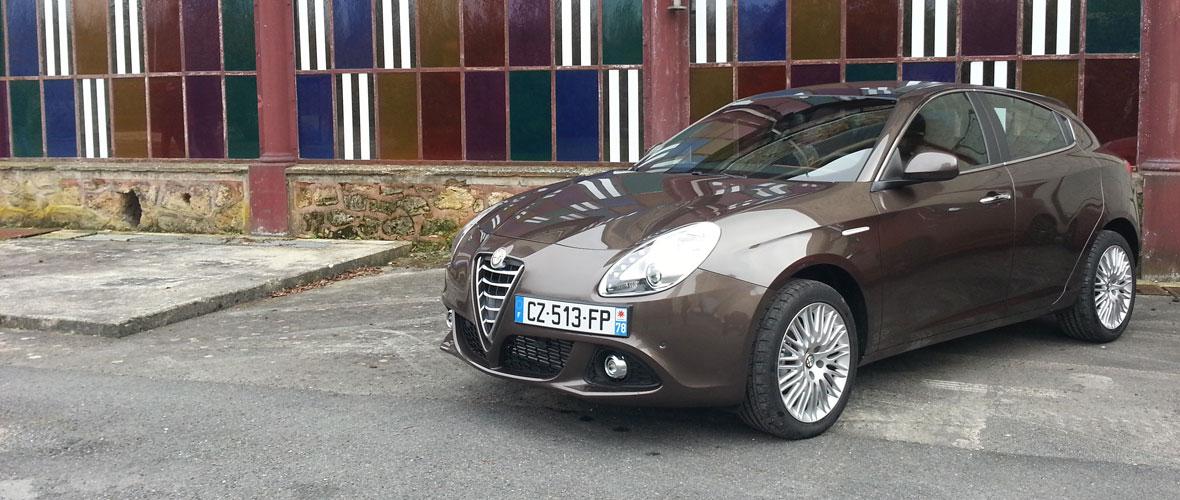 Essai Alfa Romeo Giulietta : tellement italienne