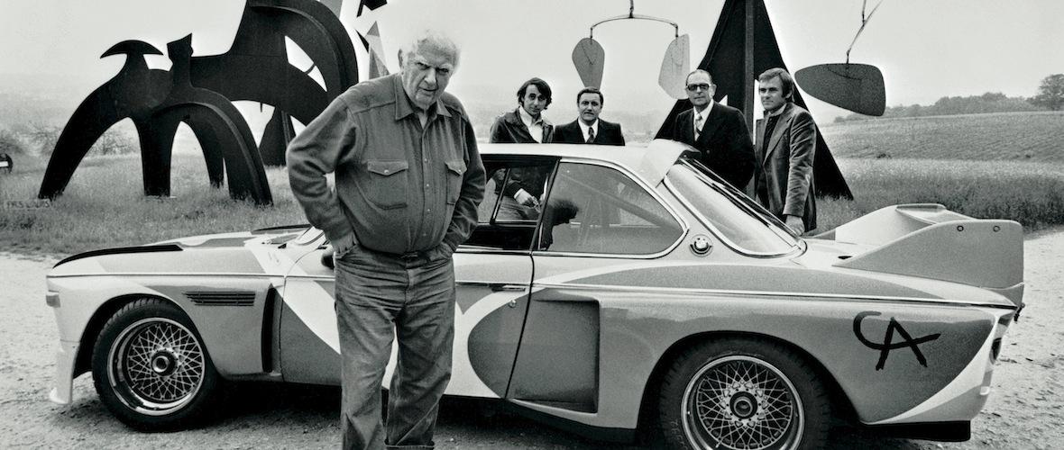1975-2010 : 35 ans de BMW Art Car