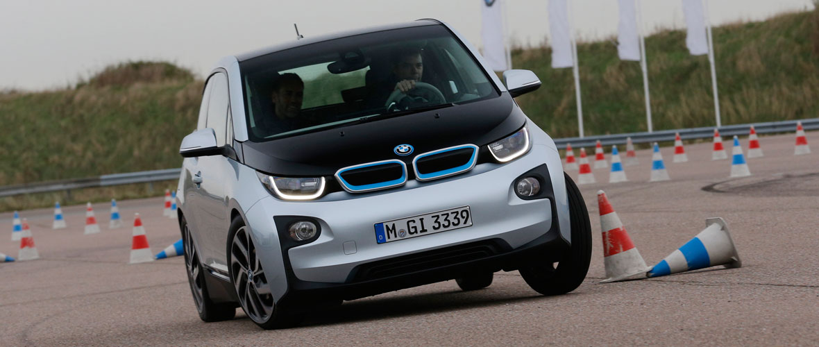 Essai BMW i3 : la réponse