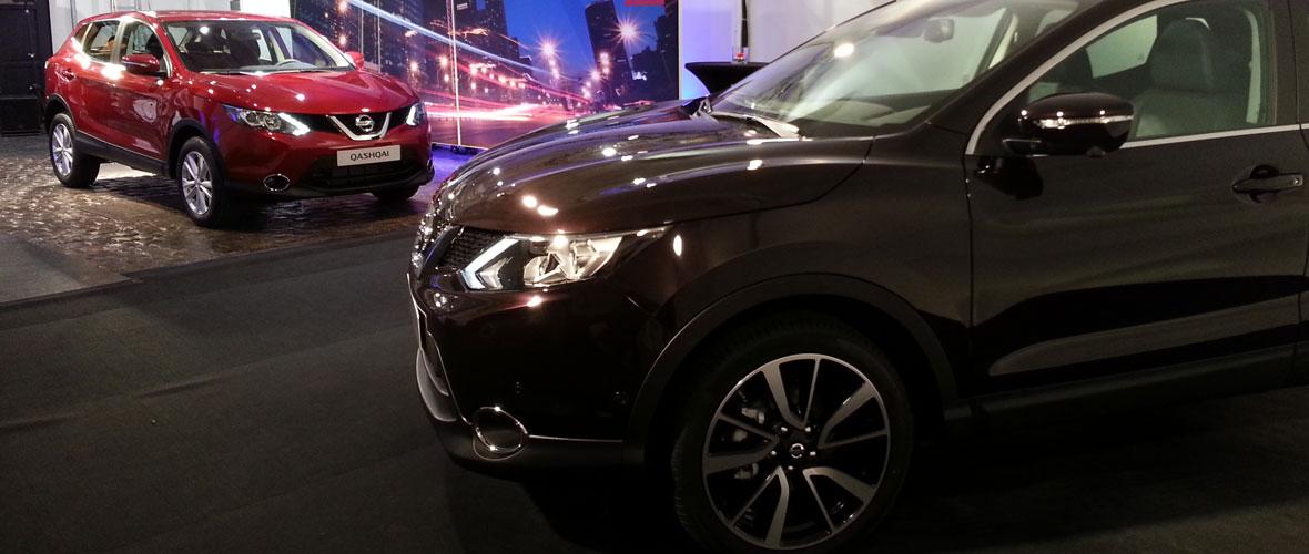 Rencontre : Nissan Qashqai