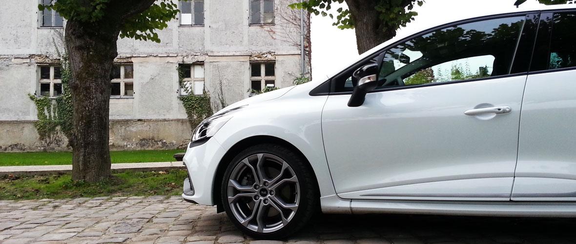 Renault Clio R.S. 200 EDC : launch control