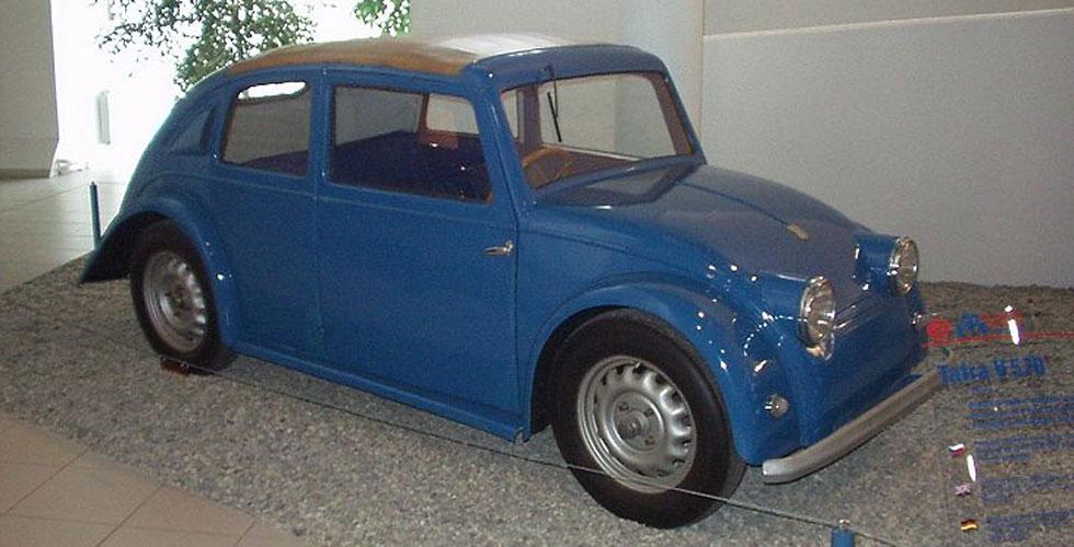 La voiture du peuple avant la Volkswagen