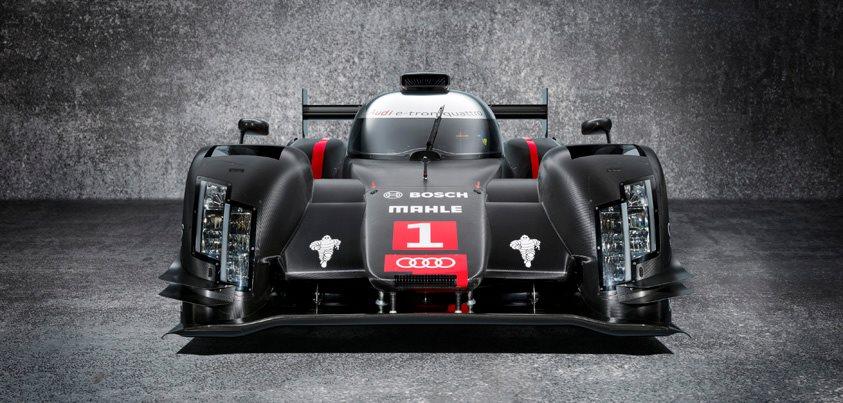 24 Heures du Mans et FIA WEC : Audi dévoile sa R18 e-tron quattro 2014
