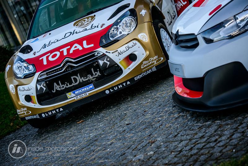 WTCC & WRC : l'aventure continue pour Citroën