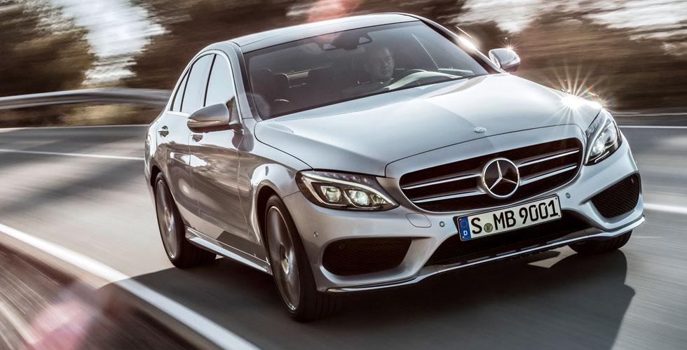 Nouveauté : Mercedes Classe C