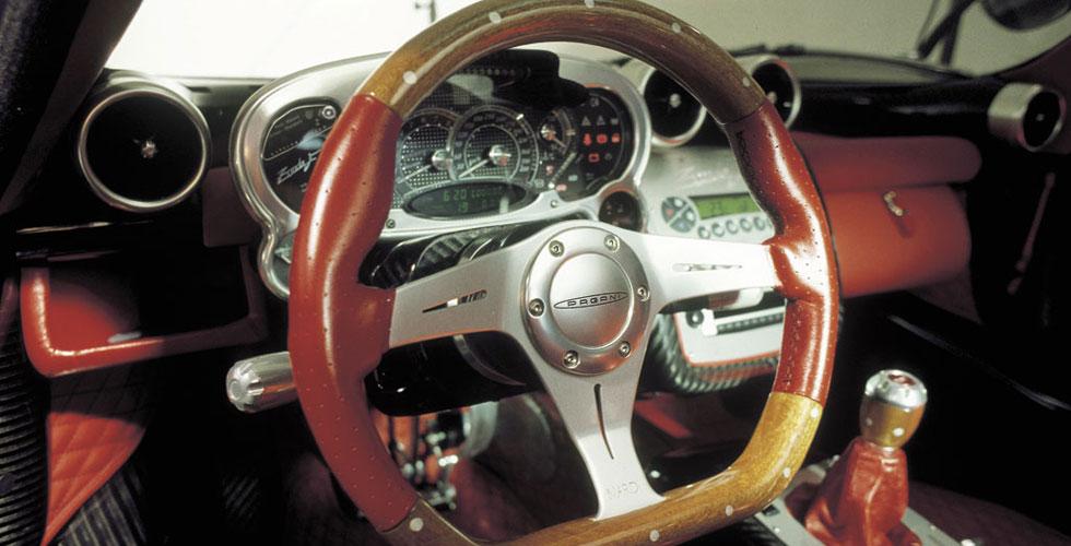 Le plus beau tableau de bord vient d'une Lancia Ypsilon !