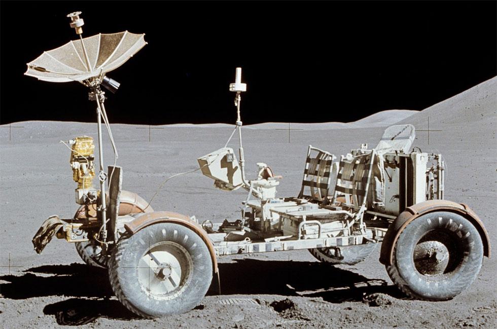Un sixième rover arrive sur la Lune