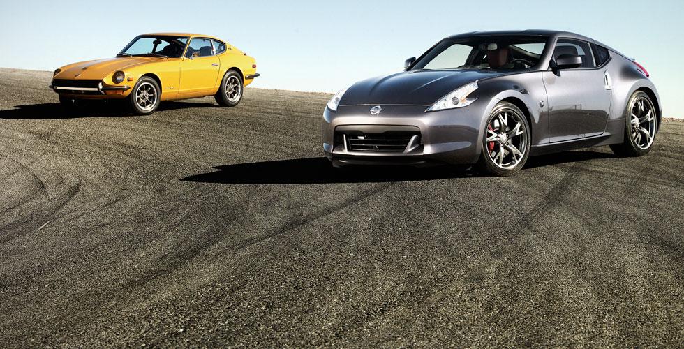 Nissan fête son 80e anniversaire