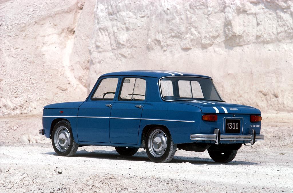 Auto Vintage : Renault 8 Gordini
