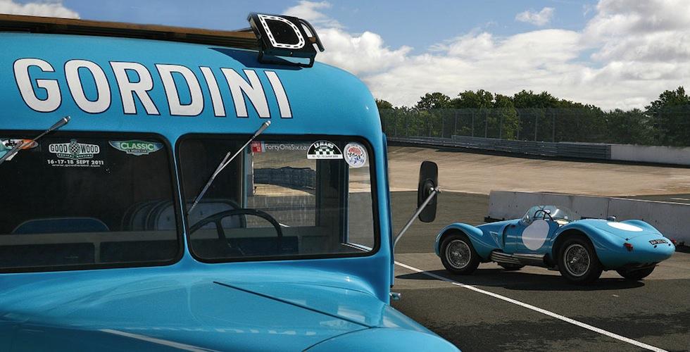 Redécouverte : Gordini Type 24S 1953