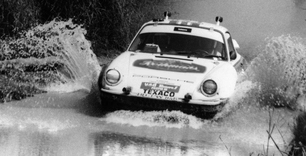 Porsche change le destin du Dakar