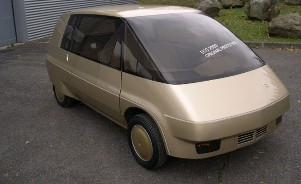 Commissaire-priseur : Citroën ECO 2000