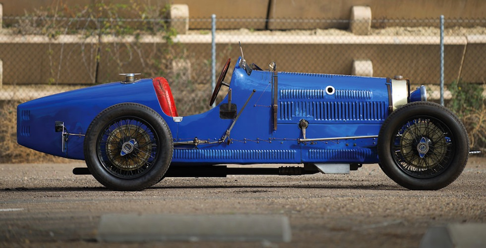 Découverte : Bugatti Type 35