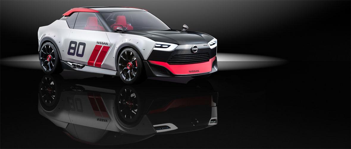 Nissan dessine l'avenir de l'automobile