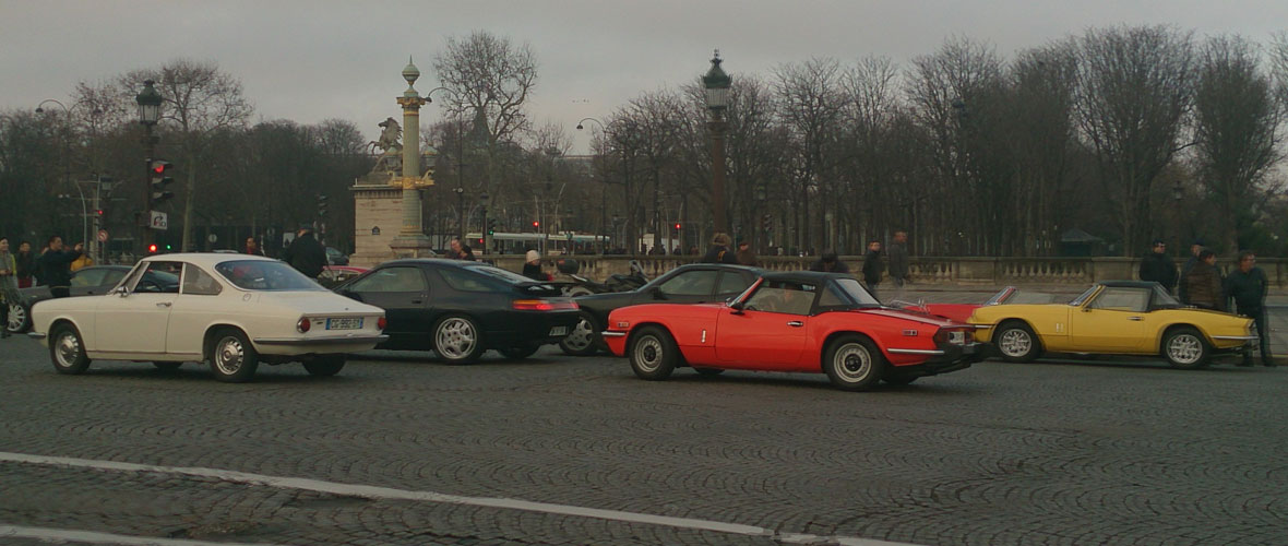 La Traversée de Paris 2014 en photos