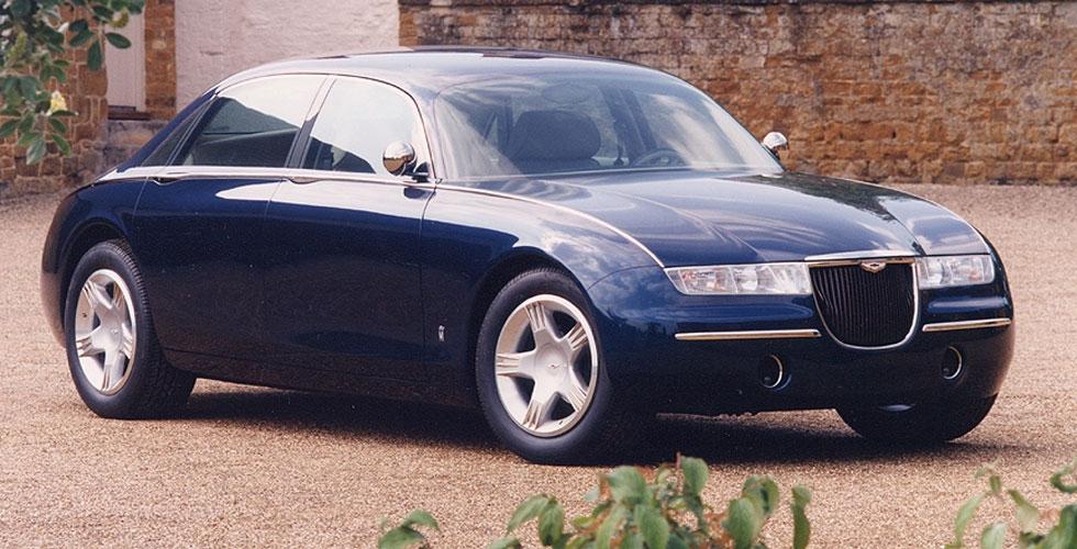 Concept Car : Aston Martin Lagonda Vignale