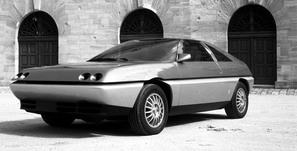 Concept Car : Audi Quartz