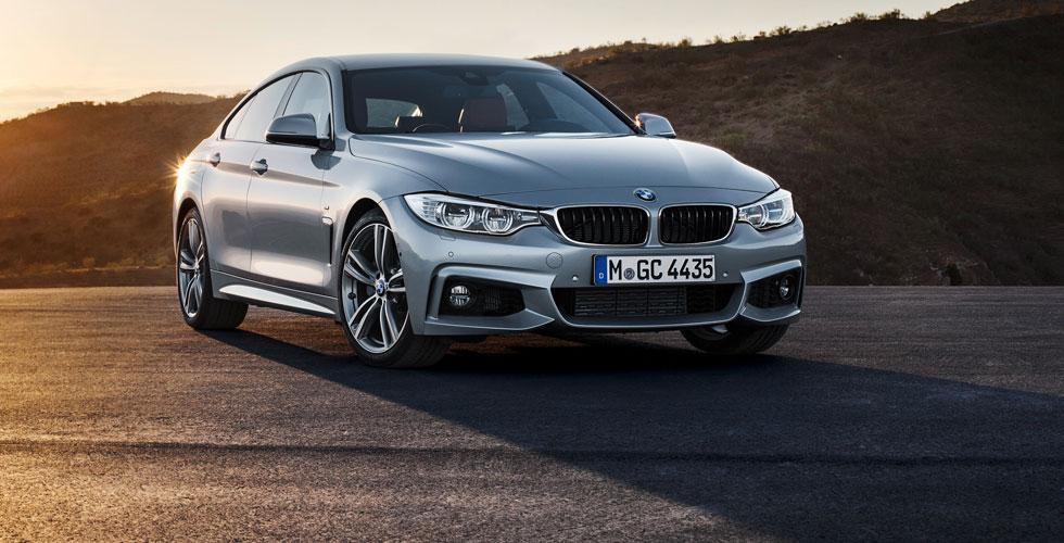 Nouveauté : BMW Série 4 Gran Coupé