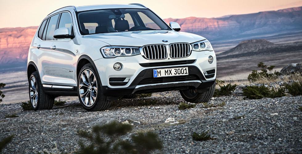 Nouveauté : BMW X3