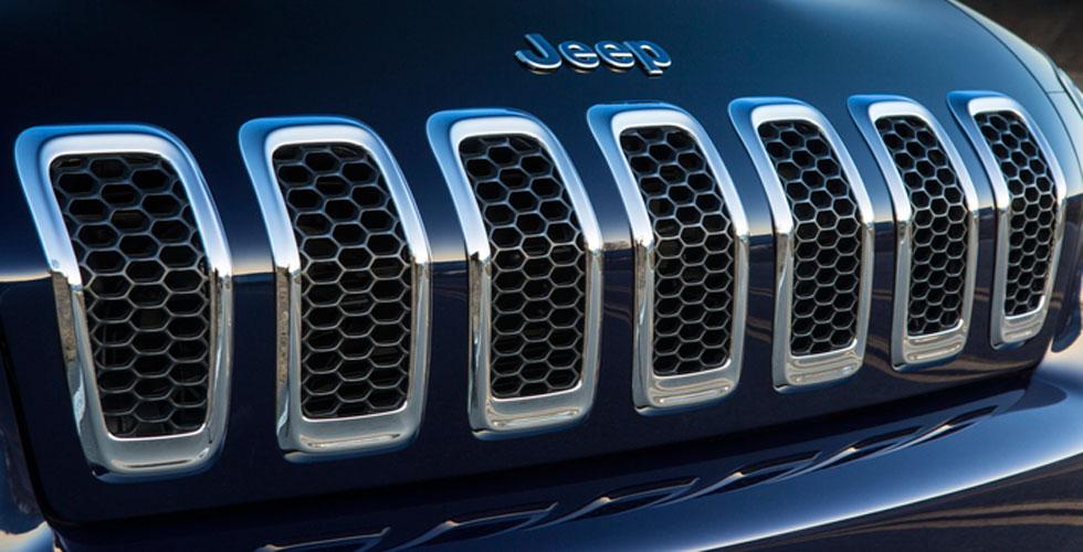 Le nouveau Jeep Cherokee à Motorvillage