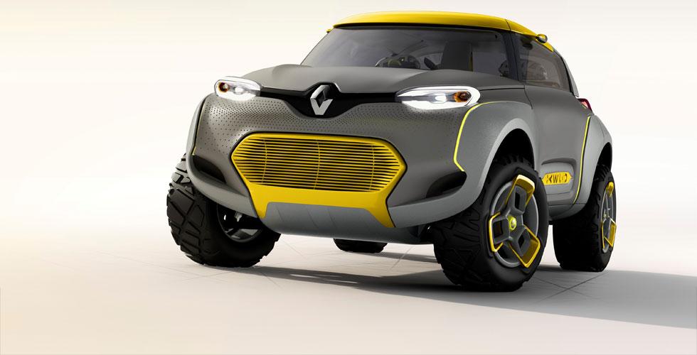 Concept Car : Renault Kwid