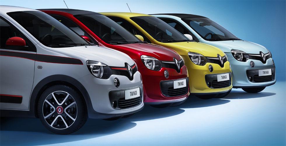 Nouveauté : Renault Twingo