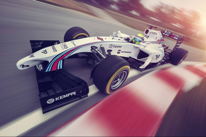 Martini Racing rejoint Williams F1 Team