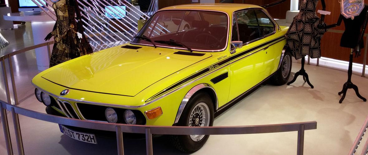 Rencontre : BMW 3.0 CSL