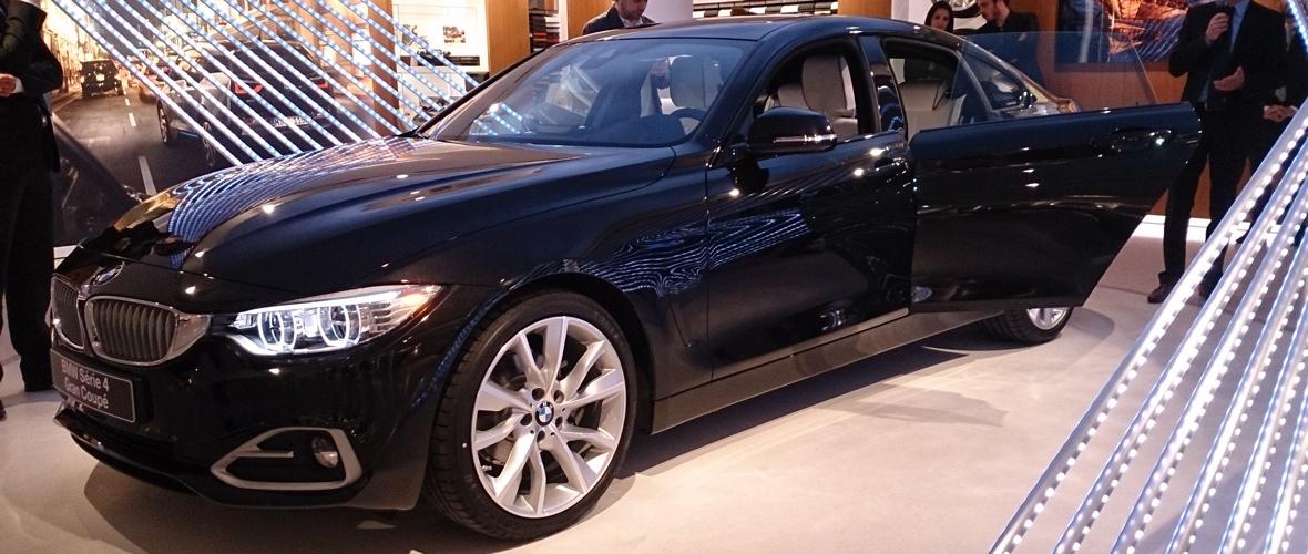 Rencontre : BMW Série 4 Gran Coupé