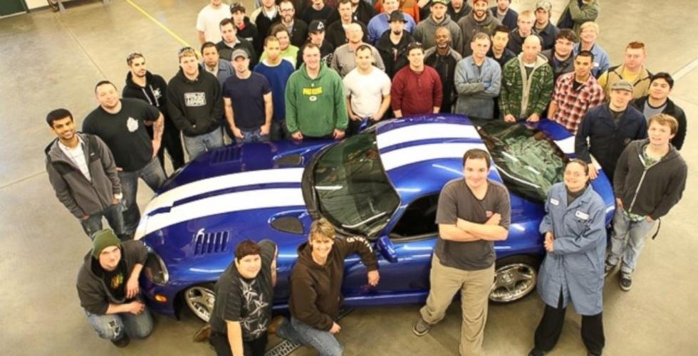 Chrysler chasse ses Viper
